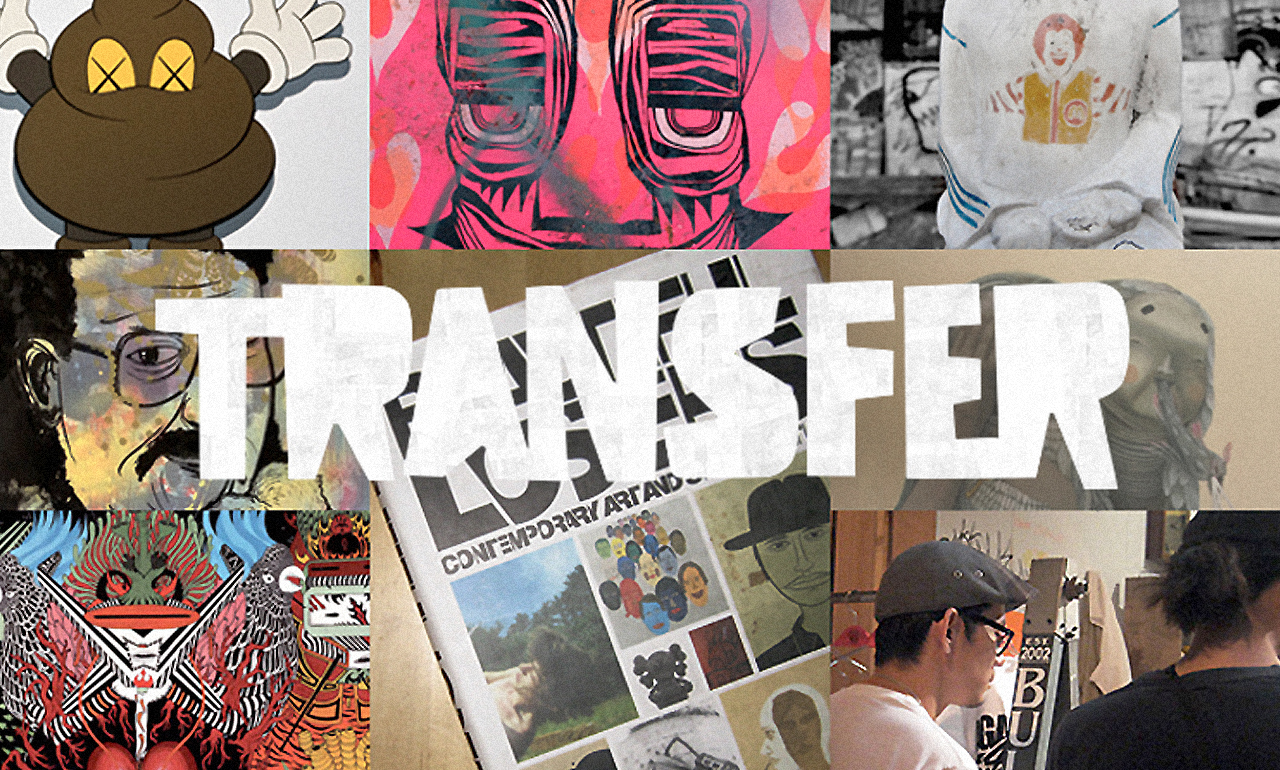 TRANSFER – Urban & Contemporary Street Art Exhibition
