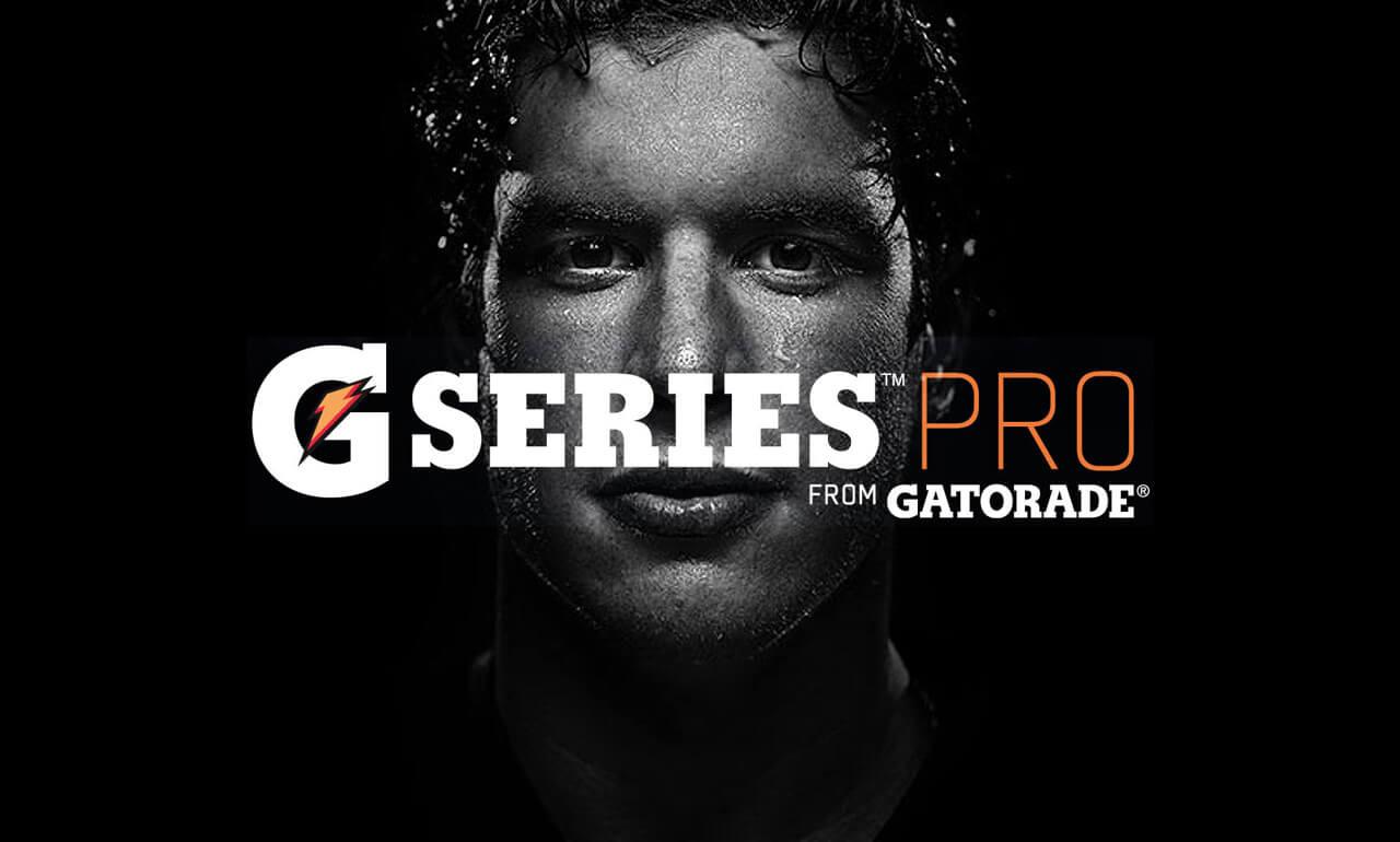 Gatorade – G series PRO